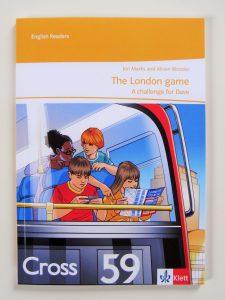 """Klett-Lektüre """"The London game"""""""