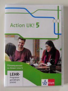 """Klett-DVD """"Action UK! 5"""""""