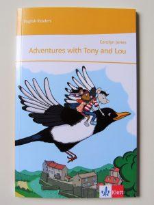 "Klett-Lektüre ""Adventures with Tony and Lou"""